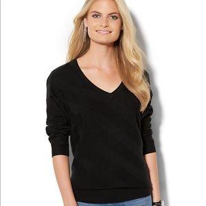 Sweaters - NWT Shadow Stripe Sweater